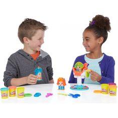 Play-Doh nore pričeske