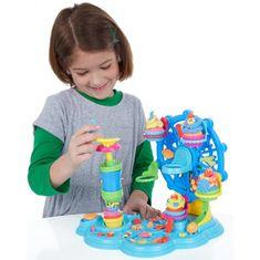 Play-Doh praznovanje s kolački