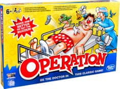 HASBRO spol. hra Operácia