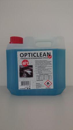 Opticlean tekočina za stekla -60 °C, 3L