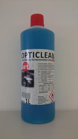 Opticlean tekočina za stekla -60 °C, 1L
