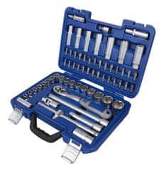 Michelin set natičnih ključev MSS-62-1/2, 62 kos