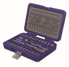 Michelin set natičnih ključev MSS-31-1/4, 31 kos