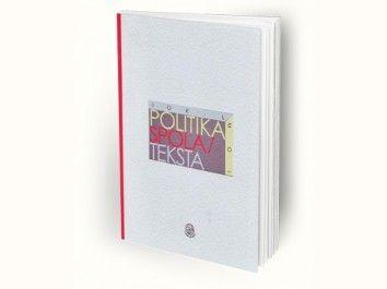 Toril Moi: Politika spola / teksta