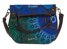 Desigual dámská modrá kabelka