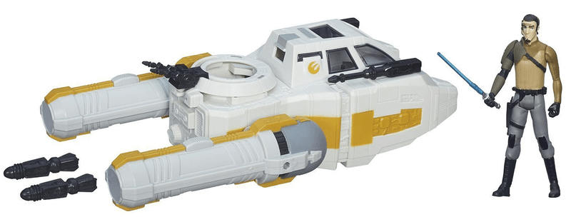 Star Wars Rebels Y Wing scou bomber