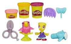 Play-Doh Town Kaderník s miláčikom