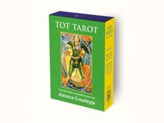 Aleister Crowley, Angeles Arrien: TOT TAROT - BOX komplet