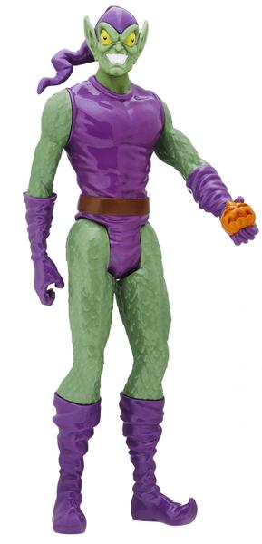 Spiderman 30cm záporná postava - Green goblin