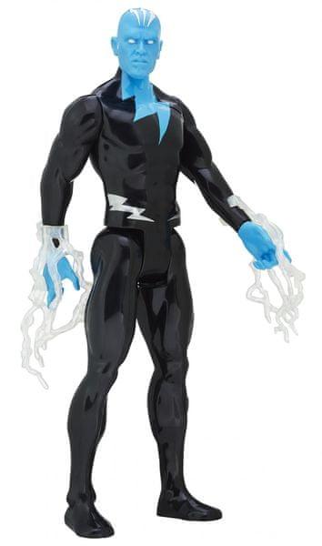 Spiderman 30cm záporné postavy - Electro