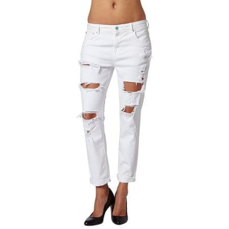 Pepe Jeans 3/4 ženske hlače Vagabond 31 bela