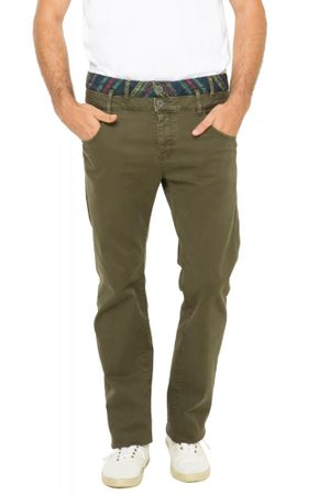 Desigual moške hlače 36 kaki