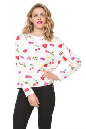 Desigual ženski pulover L smetane
