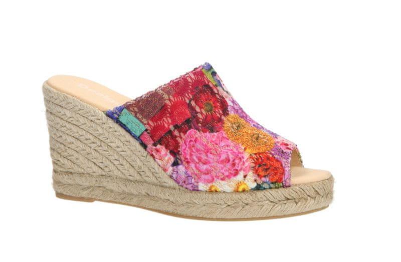 Desigual dámské pantofle 41 vícebarevná