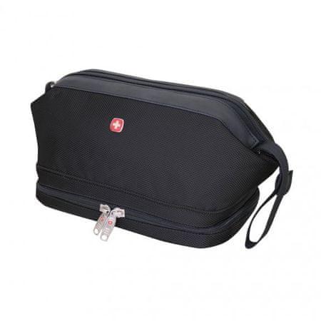 Wenger potovalna torbica Deluxe Travel Kit, črna SA8756213