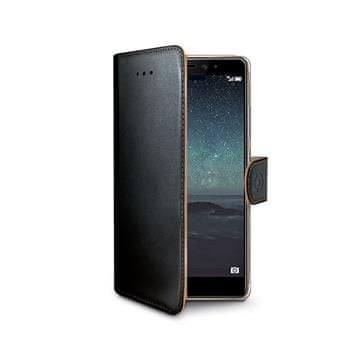 CELLY Wally Huawei Mate S Flip tok, Fekete
