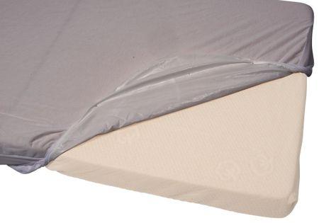 Candide Chránič matrace 2v1 Tencel 40x80 cm šedý