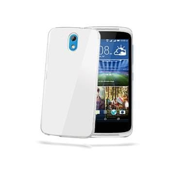 Celly tenký kryt Gelskin, HTC Desire 526G, čirý