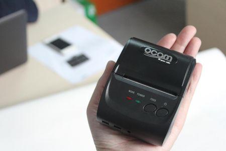 Ocom prenosni tiskalnik, USB, BT