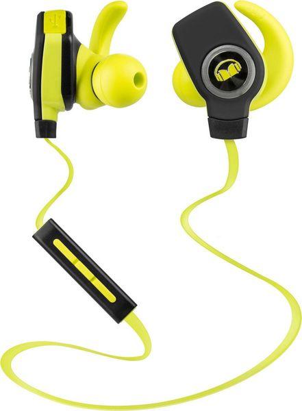 Monster iSport Bluetooth Wireless SuperSlim In Ear, světle zelená
