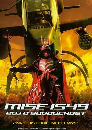Mise 1549: Boj o budoucnost - DVD
