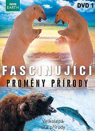 Fascinující proměny přírody 1 - DVD