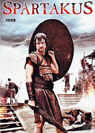 Spartakus: Nesmrtelní válečníci - DVD