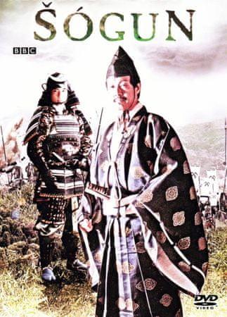 Šógun: Nesmrtelní válečníci - DVD