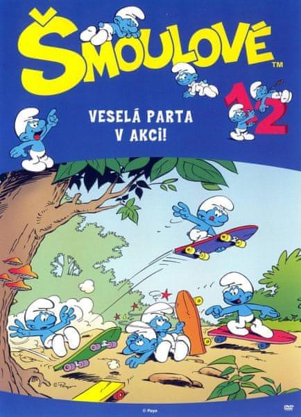 Šmoulové 12 - DVD