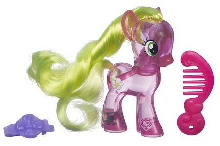 My Little Pony Průhledný magický poník Flower Wishes