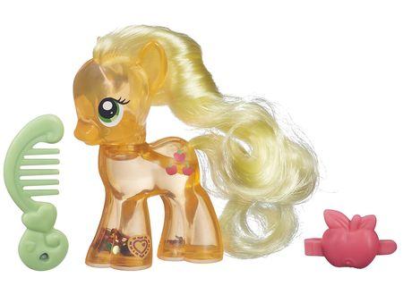 My Little Pony Priehľadný magický poník Applejack