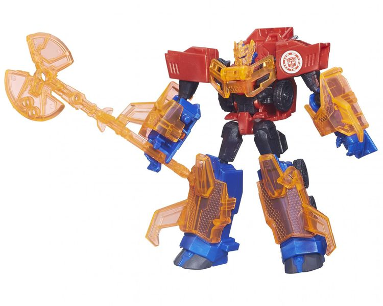 Transformers RID Minicon battle Optimus Prime