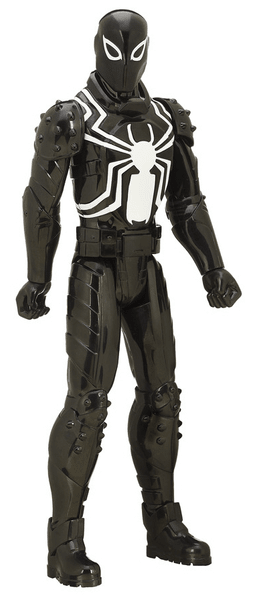 Spiderman Titan Hero Warriors Agent Venom