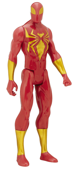 Spiderman Titan Hero Warriors Iron Spider