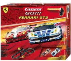 CARRERA Go Ferrari GT2 Autópálya szett