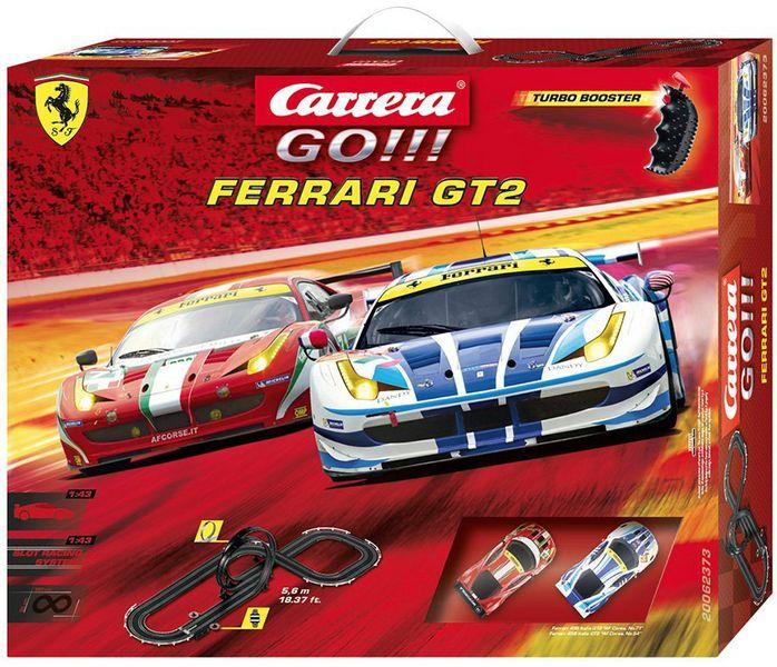Carrera Autodráha GO Ferrari GT2