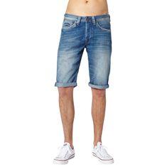 Pepe Jeans pánské jeansové kraťasy Cash