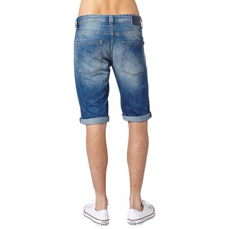 1d40fc71295 Pepe Jeans pánské jeansové kraťasy Cash 31 modrá