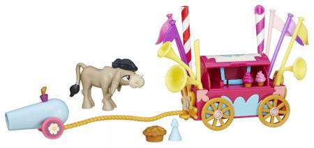 My Little Pony Zestaw Przyjaciół B3597, Powitalny Wagon