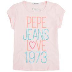 Pepe Jeans dívčí tričko Hellen