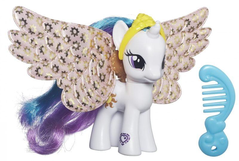 My Little Pony Poník s ozdobenými křídly Celestia