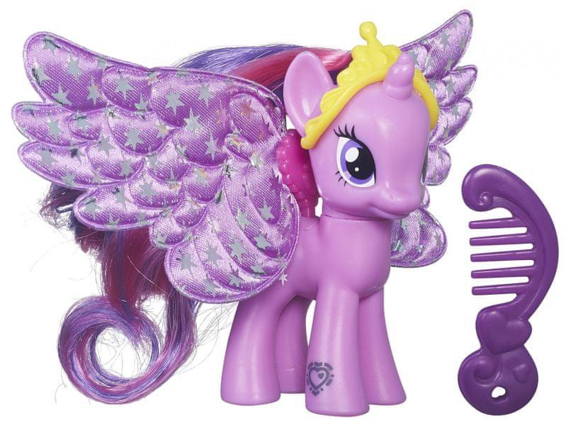 My Little Pony Poník s ozdobenými křídly Twilight Sparkle