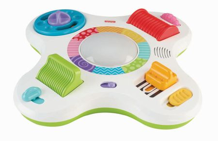 Fisher-Price glasbeni center z lučkami