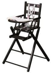 Candide Skládací jídelní židlička Combelle