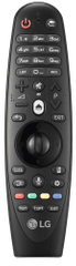 LG pilot Magic Motion AN-MR600