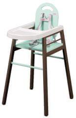 Candide Jedálenská stolička Combelle Lili