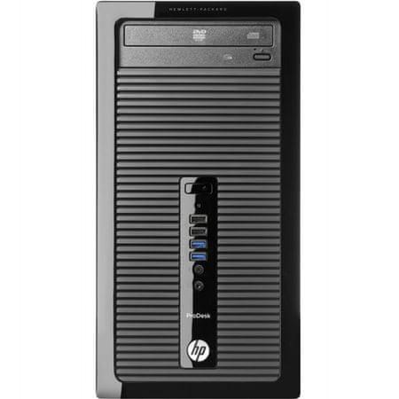 HP namizni računalnik 400PD MT G3 i7/500/8/W7/10 Pro
