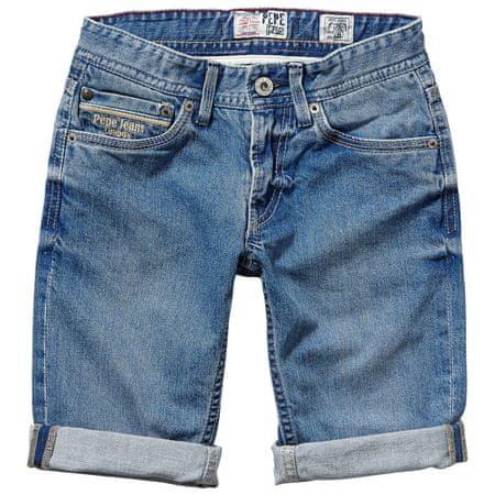 Pepe Jeans chlapecké kraťasy Ronald 104 modrá  f498205e61