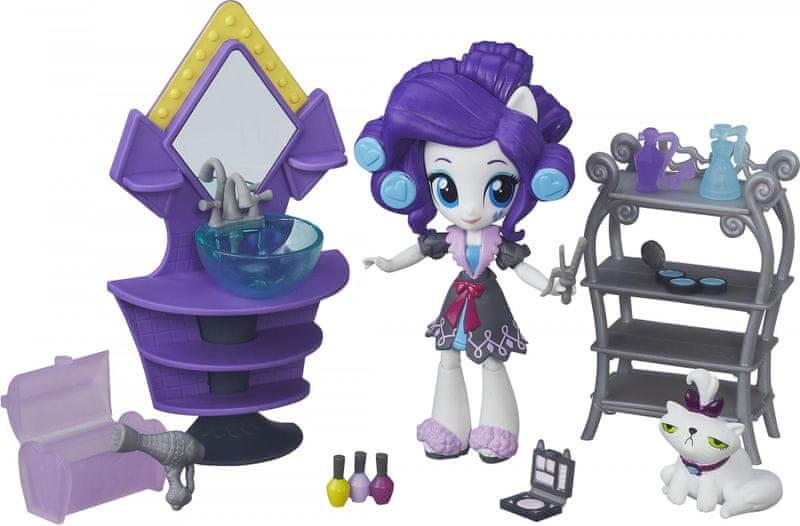 My Little Pony Equestria Girls tematický hrací set Rarity