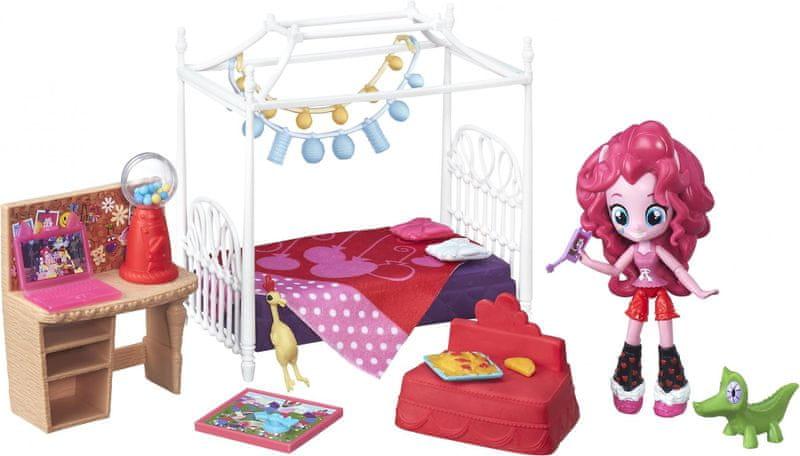 My Little Pony Equestria Girls pokojíček Pinkie Pie